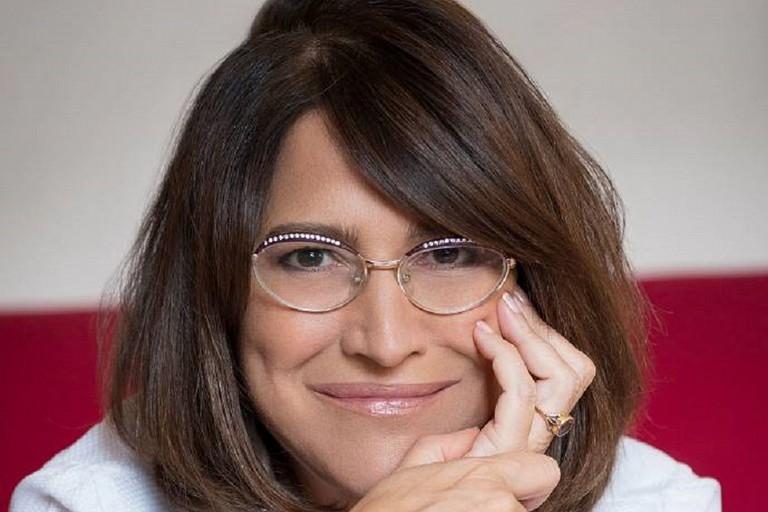 La scrittrice e giornalista Cinzia Leone