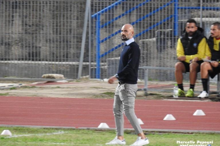 Mister Ciro Ginestra (Foto Marcello Papagni)