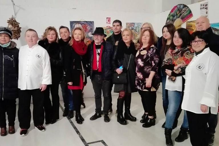 L'inaugurazione della tredicesima edizione di Artissima. <span>Foto Cinzia Montedoro</span>