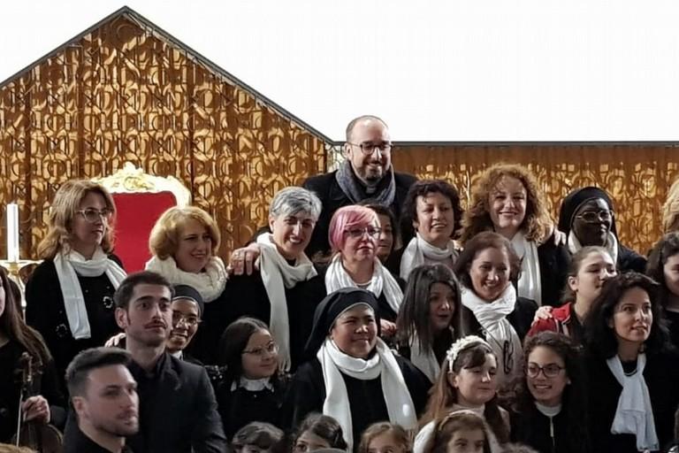 Concerto di Natale del coro di San Vincenzo de' Paoli