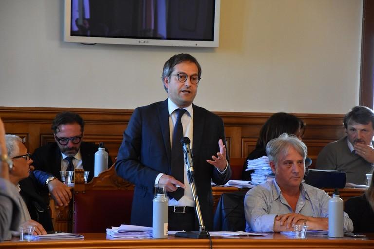 Angelantonio Angarano. <span>Foto Antonio Lopopolo</span>