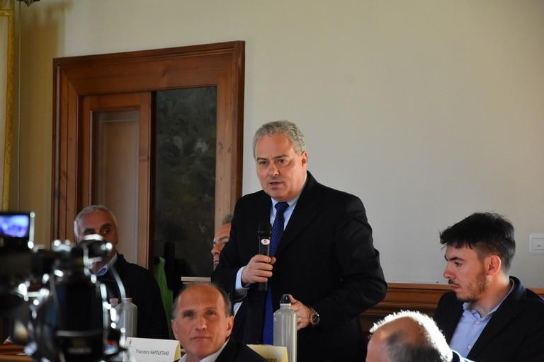 Franco Napoletano. <span>Foto Antonio Lopopolo</span>