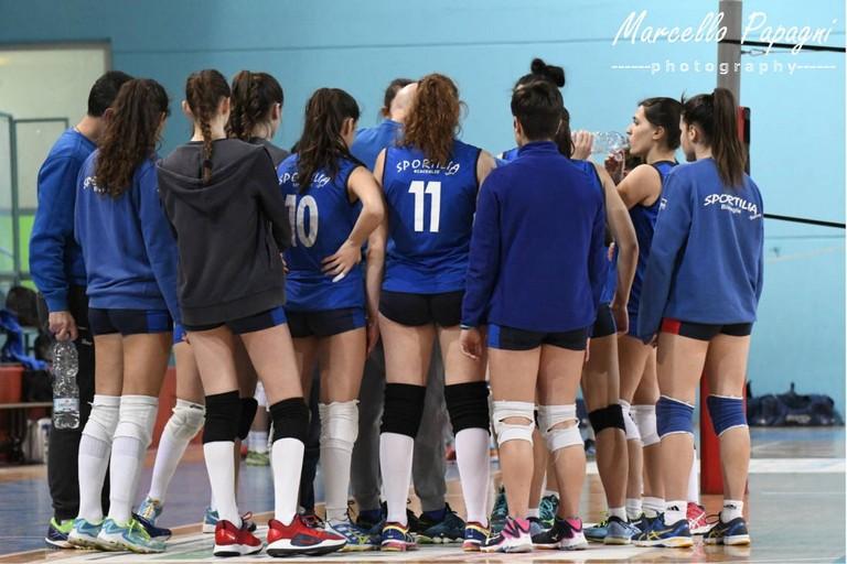 Sportilia Bisceglie. <span>Foto Marcello Papagni</span>