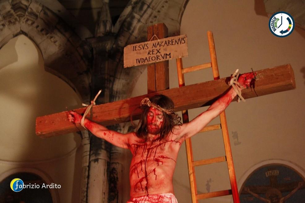 Cristo vivente San Lorenzo. <span>Foto Fabrizio Ardito</span>
