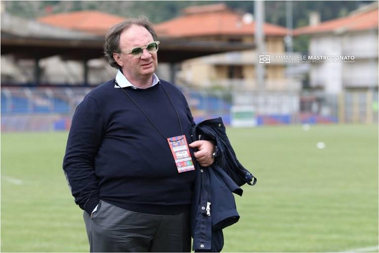 Francesco De Martino. <span>Foto Emmanuele Mastrodonato</span>