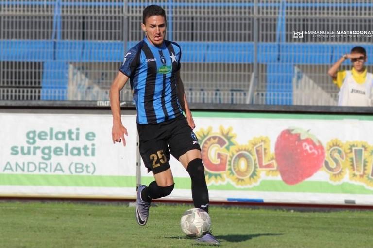 Paulo Daniel Dentello Azzi. <span>Foto Emmanuele Mastrodonato</span>