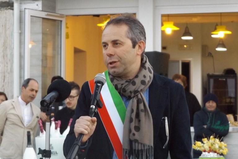 Tommaso Depalma, sindaco di Giovinazzo