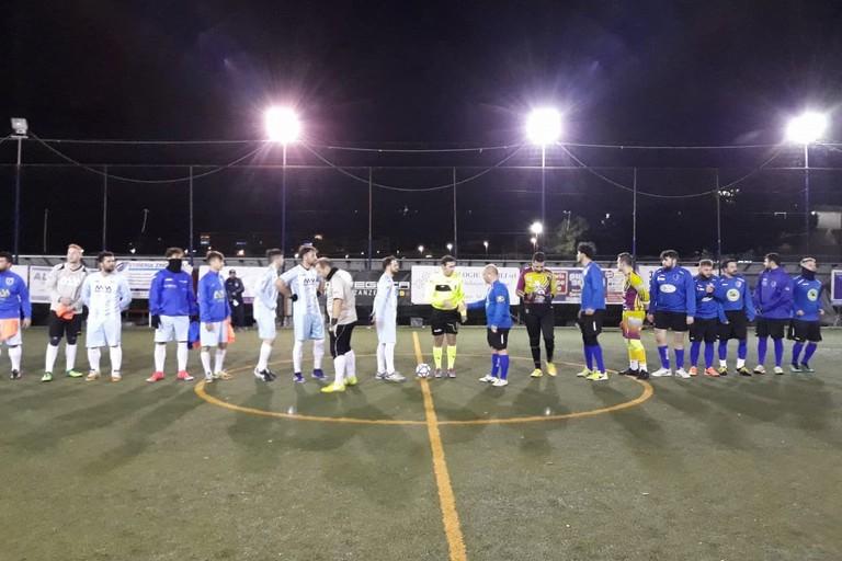 Futbol Cinco Bisceglie, Nettuno (Foto Nico Colangelo)
