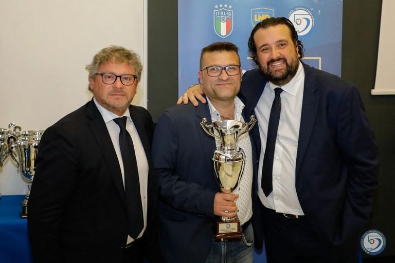 La Diaz Bisceglie ha vinto la Coppa disciplina del girone G di Serie B