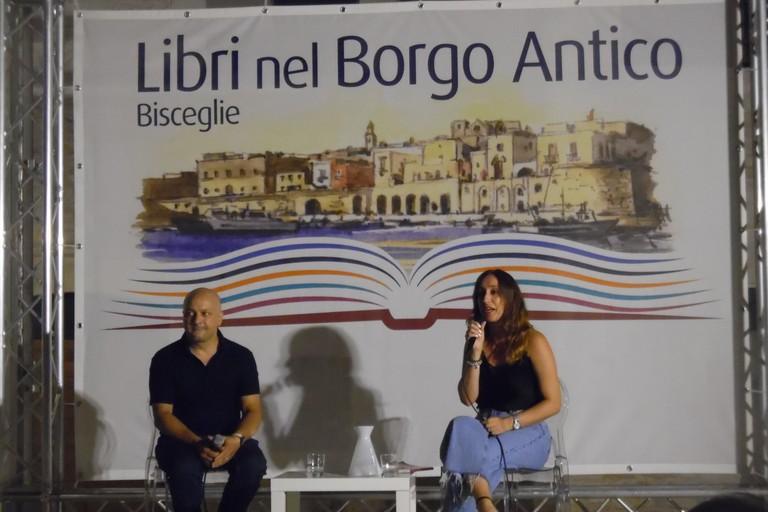 Diego Galdino a Libri nel Borgo Antico