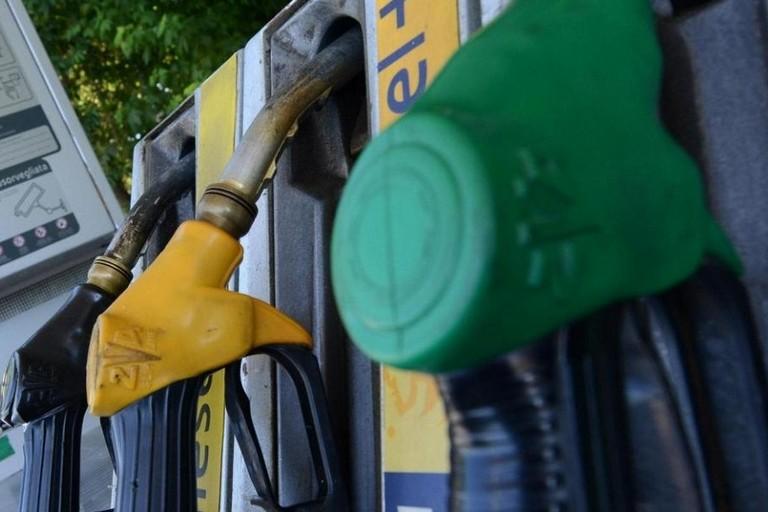 Distributore di carburanti
