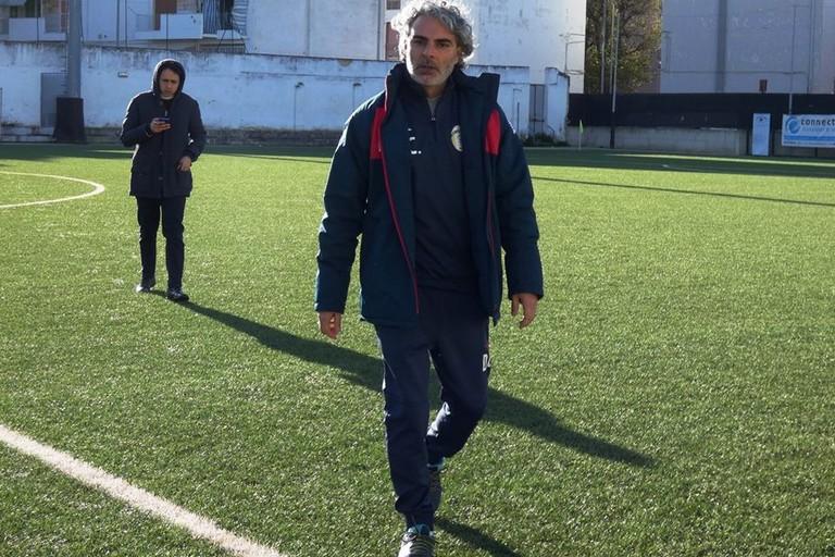 Domenico Capurso. <span>Foto Antonio Pedone</span>