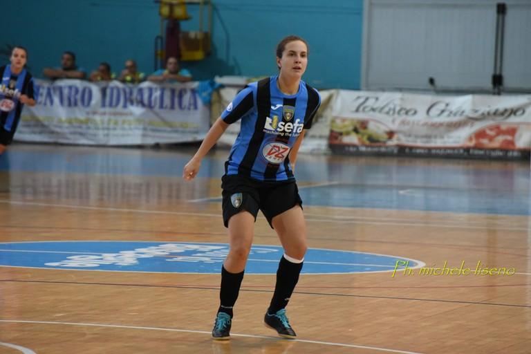 Roxana Elena Ion. <span>Foto Michele Liseno</span>
