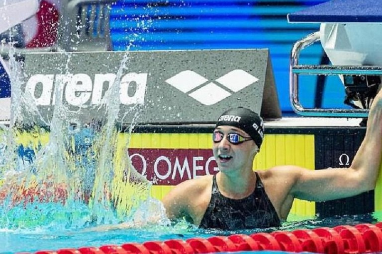 Elena Di Liddo. <span>Foto Giorgio Scala</span>