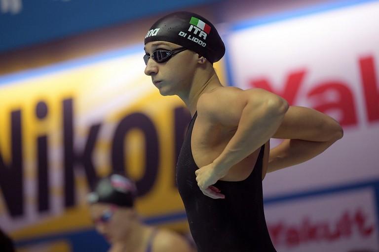 Elena Di Liddo. <span>Foto LaPresse</span>