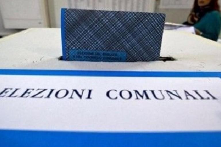 Elezioni amministrative, al voto in sei comuni del territorio