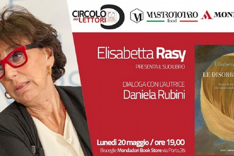 Elisabetta Rasy presenta il libro