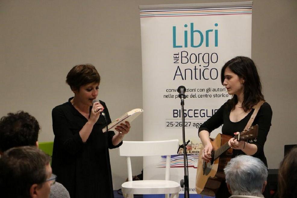 Valentina Farinaccio ed Erica Mou (Foto Graziana Ciccolella)