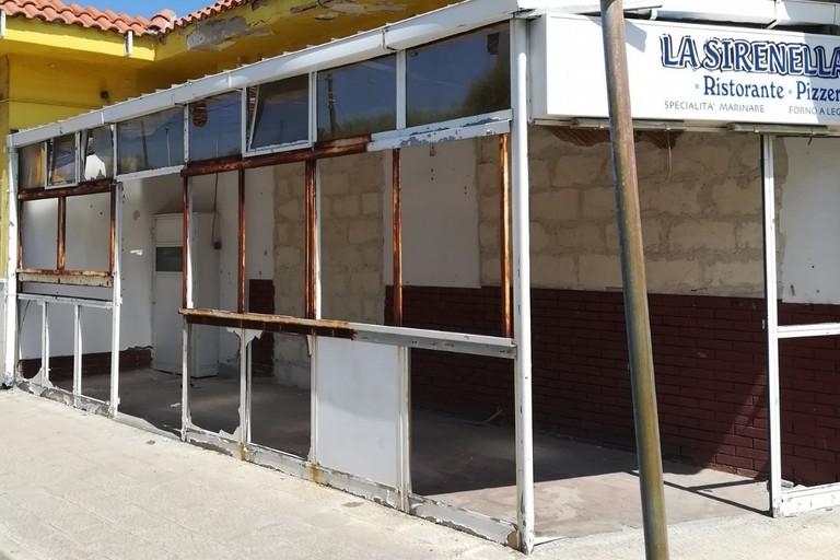 Ex ristorante La Sirenella