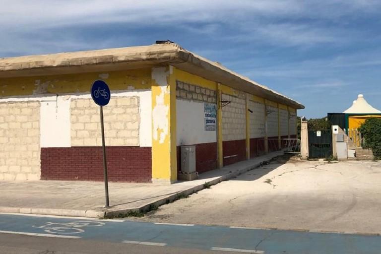 Interventi eseguiti sull'edificio ex Sirenella