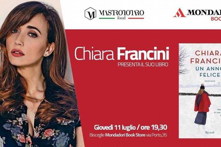 Chiara Francini alle Vecchie Segherie Mastrototaro
