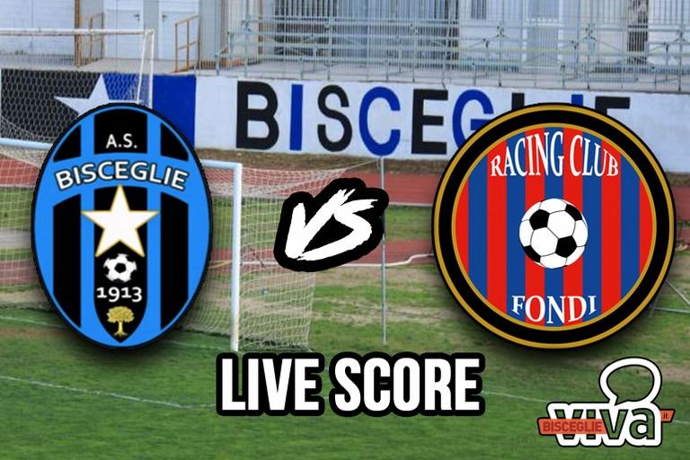 Bisceglie-Fondi, il live score (Foto Cristina Scarasciullo)
