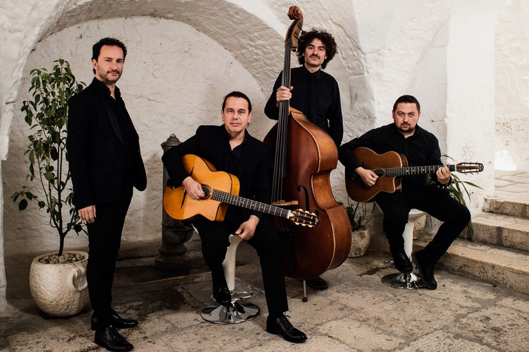 Gipsy Jazz Trio