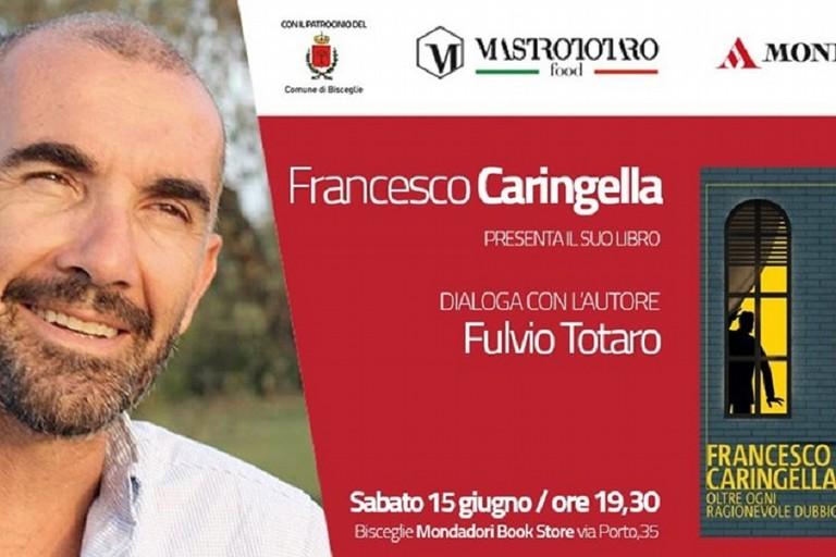 Francesco Caringella presenta il libro