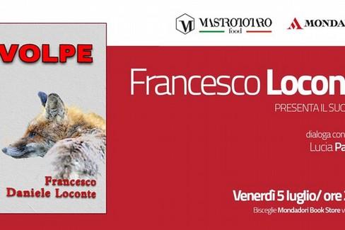 Francesco Loconte presenta