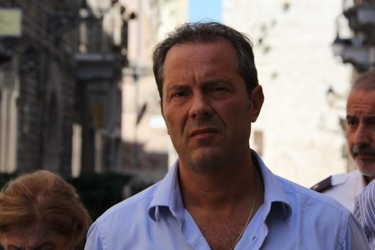 Francesco Spina (Foto Fabrizio Ardito)