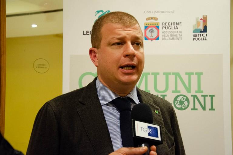Francesco Tarantini, presidente regionale Legambiente