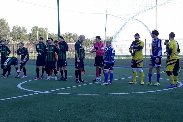 Futbol Cinco Bisceglie-Bitonto. <span>Foto Nico Colangelo</span>