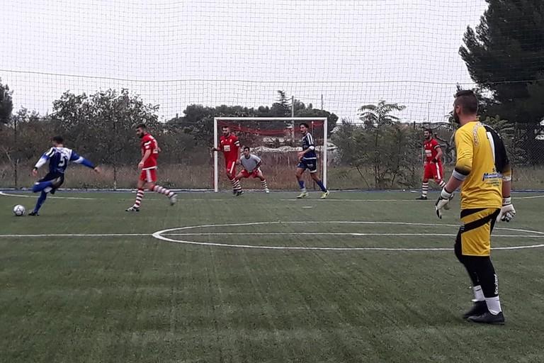 Futbol Cinco Bisceglie-Alta Futsal (Foto Nico Colangelo)