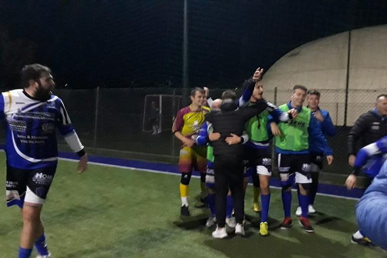 Futbol Cinco Bisceglie. <span>Foto Nico Colangelo</span>