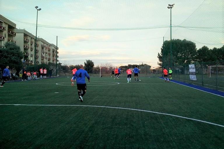 Futbol Cinco Bisceglie-San Ferdinando. <span>Foto Nico Colangelo</span>