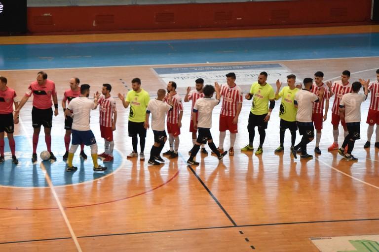 Futsal Bisceglie. <span>Foto Antonio Lopopolo</span>
