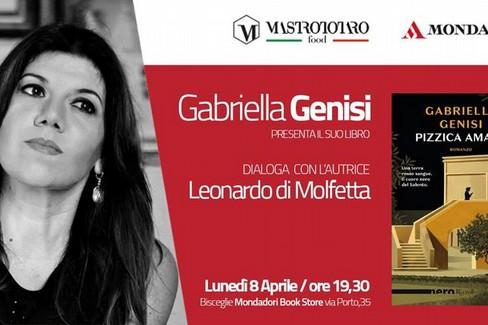 Gabriella Genisi presenta il libro