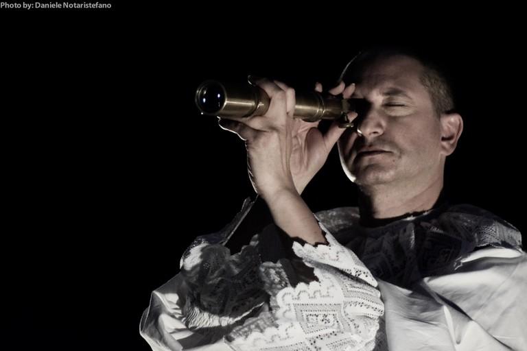 Gianluigi Belsito. <span>Foto Daniele Notaristefano</span>