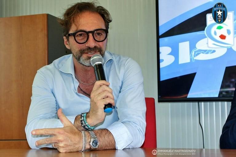 Gianni Casella. <span>Foto Emmanuele Mastrodonato</span>