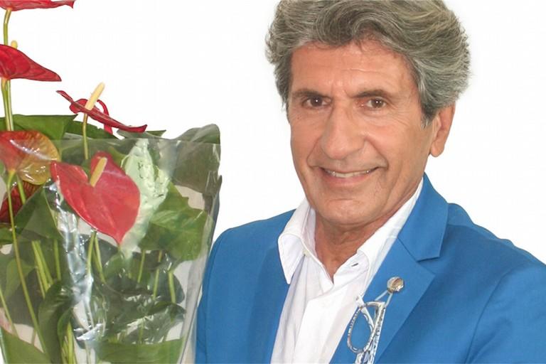 Gianni Ippoliti, testimonial Aido