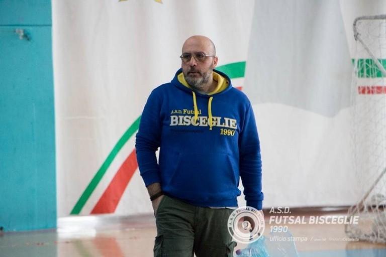 Gianpaolo Capursi. <span>Foto Graziana Ciccolella</span>