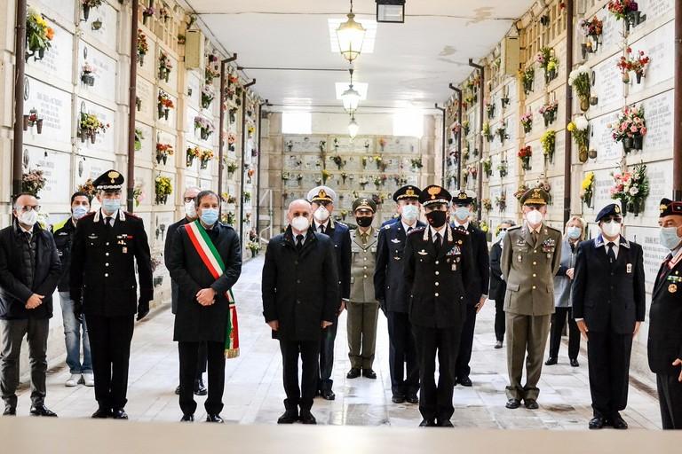 Sacrario militare del cimitero