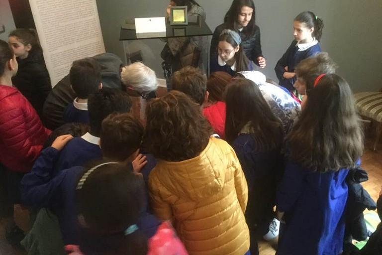 La scuola incontra l'arte, la storia e la musica del maestro Mauro Giuliani