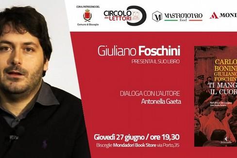 Giuliano Foschini presenta il libro