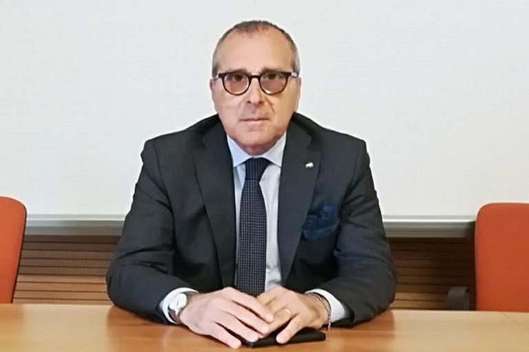 Giuseppe Vatinno, segretario Uil Fpl Puglia