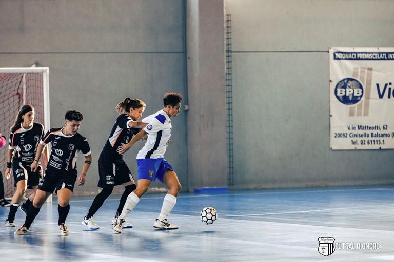 Giusy Soldano. <span>Foto Futsal Rionero</span>