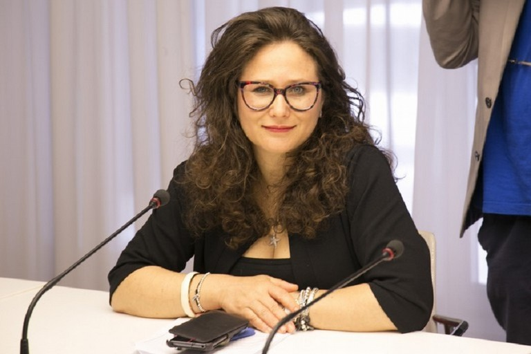 Grazia Di Bari, consigliere regionale del Movimento 5 Stelle