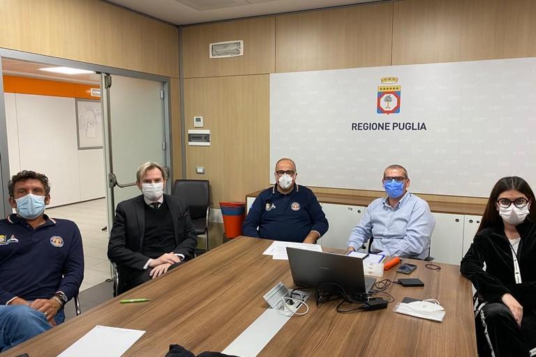 Gruppo di lavoro per la certificazione delle mascherine importate in Puglia