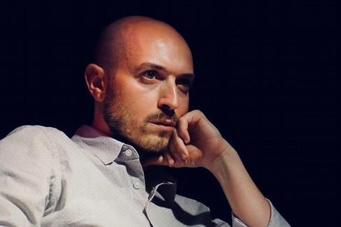 Il coreografo Riccardo Fusiello