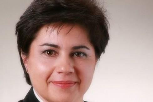 Il maestro Mirella Sasso, direttrice dell'orchestra intitolata a Valeria Martina